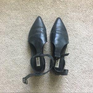 Steve Madden Cut Out Boots